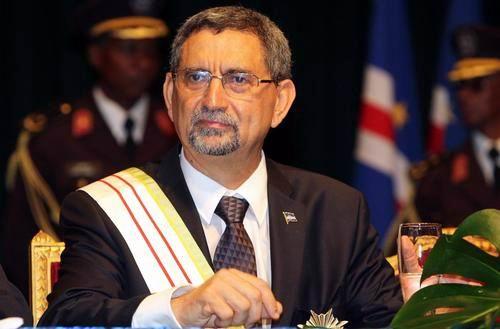 Президент Жорже Карлуш ди Алмейда Фонсека, Кабо-Верде
