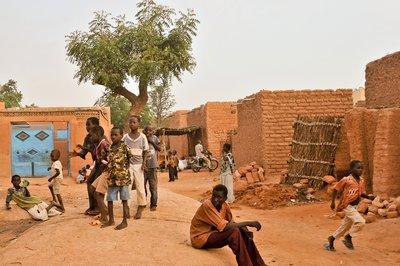 Зиндер, Нигер
