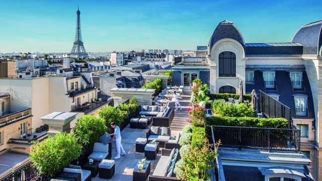 Le Rooftop – отель Peninsula