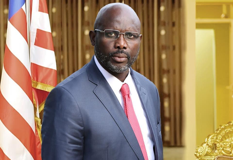 Джордж Веа, Либерия