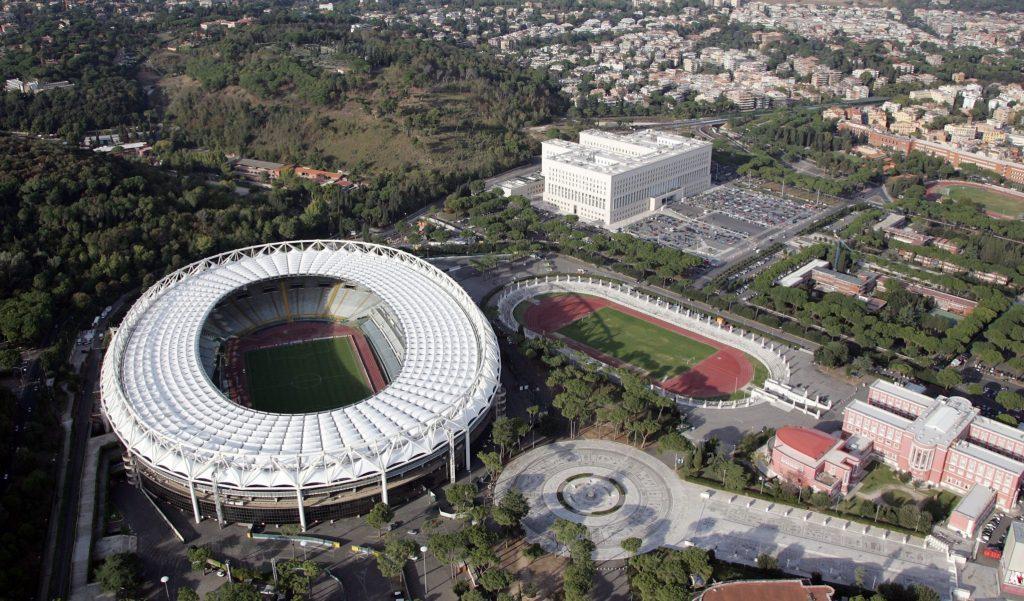 Рим, Олимпийский стадион