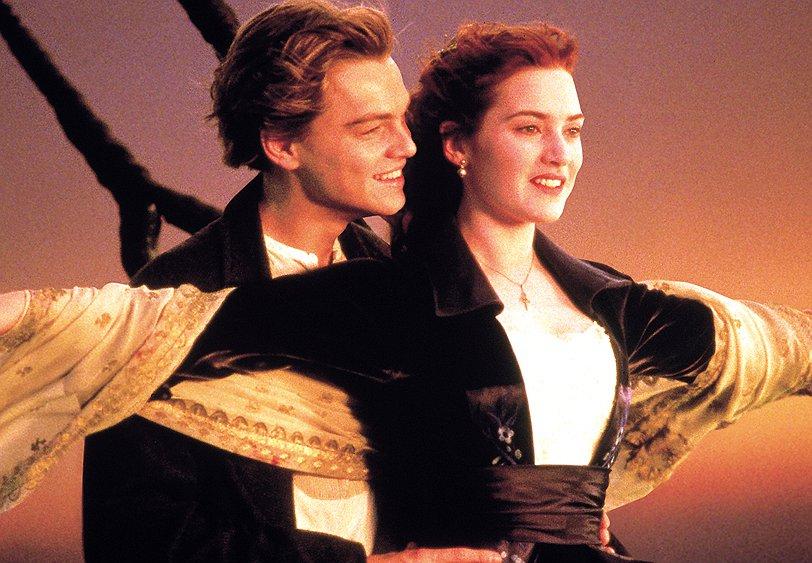 """""""Титаник"""" 1997 Оскар"""
