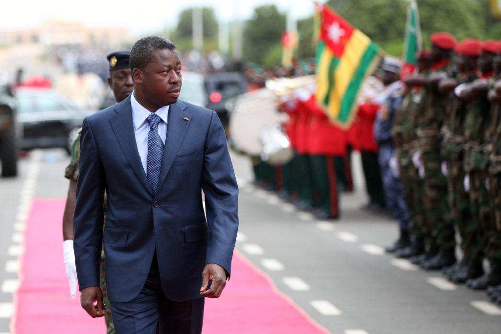 Президент Фор Эссозимна Гнассингбе, Того