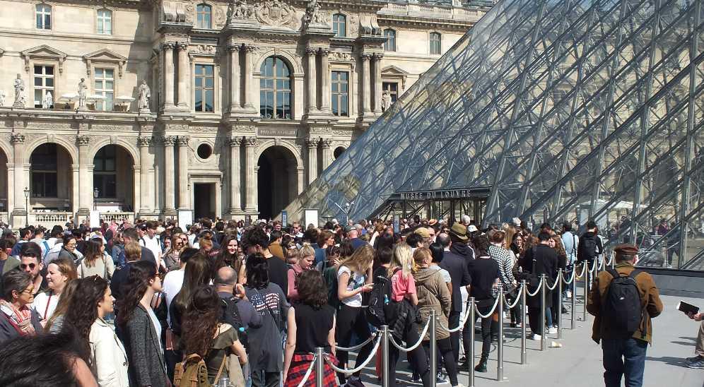 Франция является самой посещаемой страной в мире