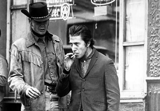 """""""Полуночный ковбой"""" (1969) Оскар"""