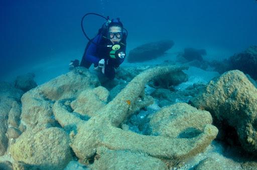 Подводный Археологический Парк, Старая Кесария