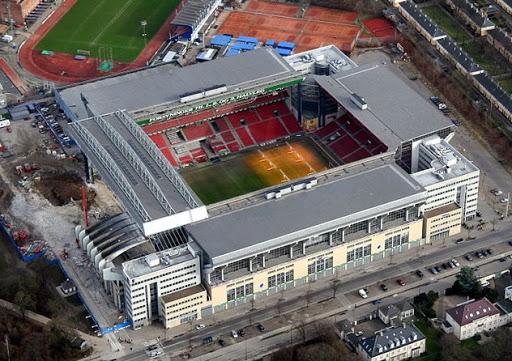 Копенгаген, стадион Паркен