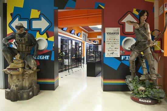 Музей видеоигр