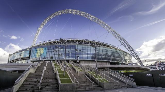 Лондон, Стадион Уэмбли