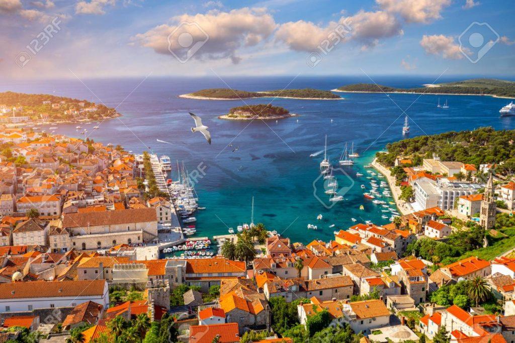 Далматинское побережье, Хорватия
