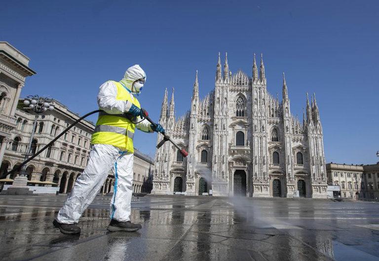 Почему смертность от коронавируса в Италии так высока?