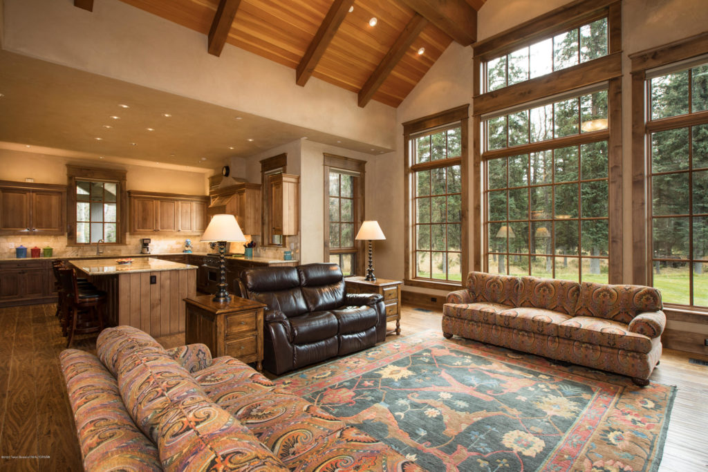Ранчо в Джексоне, штат Вайоминг, стоит $80 млн