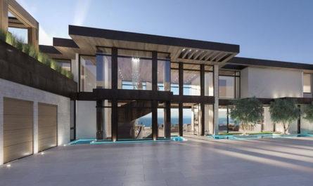 Самая дорогая недвижимость в настоящее время в США