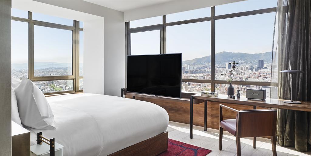 Отель Нобу, Барселона