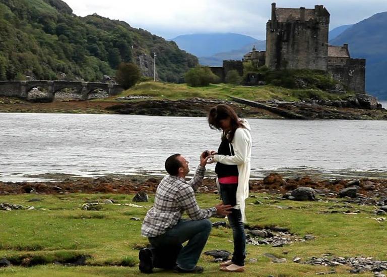 20 романтических мест Европы, чтобы сделать свадебное предложение