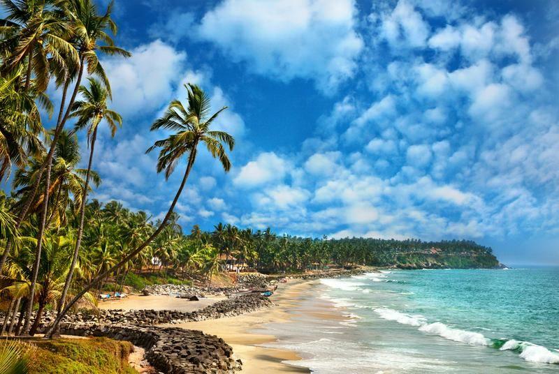 Малабарский берег, Индия