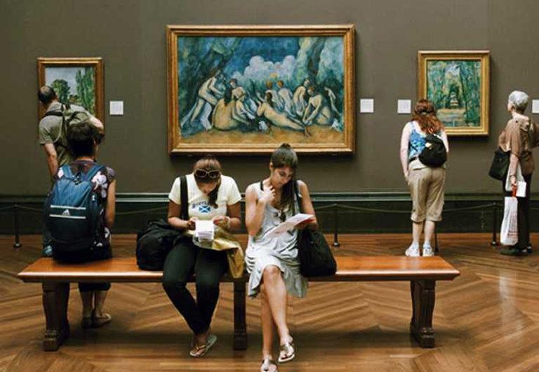 10 лучших виртуальных туров по музеям и галереям мира