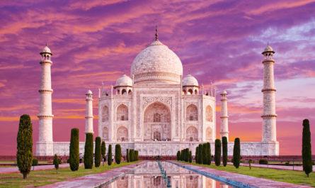 8 интересных фактов о Тадж-Махале, в том числе причина почему он был построен