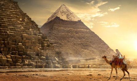 Что вам нужно знать при посещении египетских пирамид?