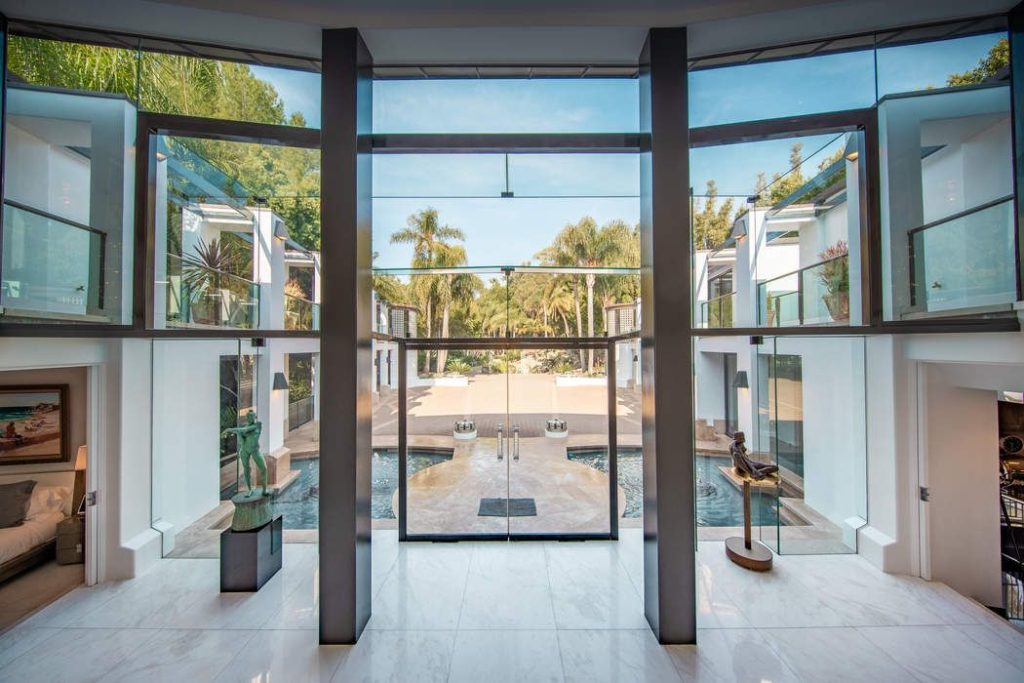 Ультрасовременный дом в Малибу с видом на Тихий океан стоит $115 млн