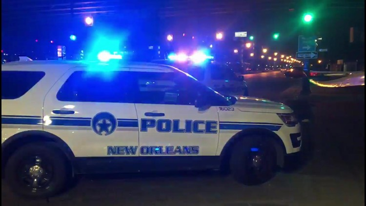 Луизиана убийства