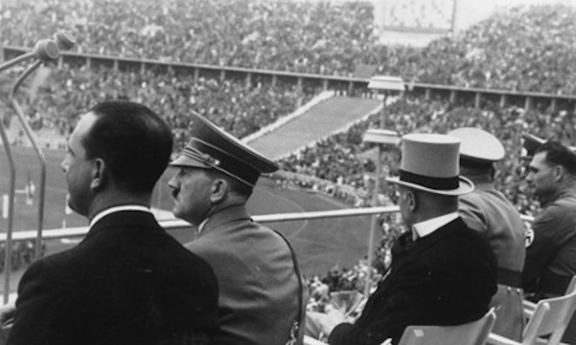Значение ОИ в Берлине 1936 года