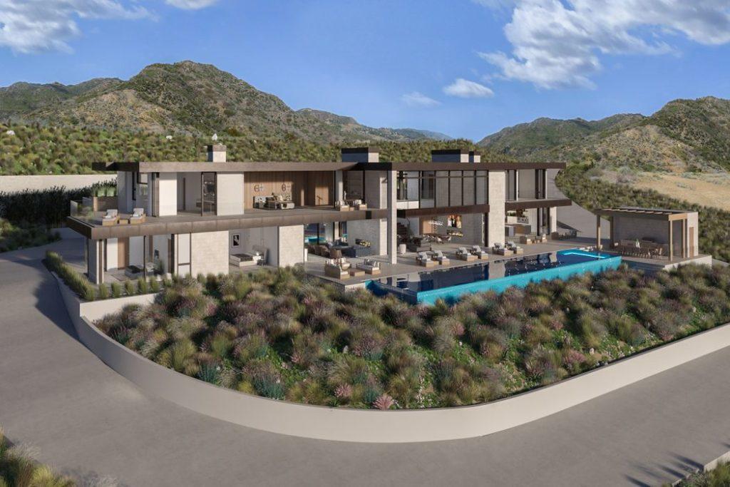 Удивительный новый дом в Малибу стоит $39,5 млн