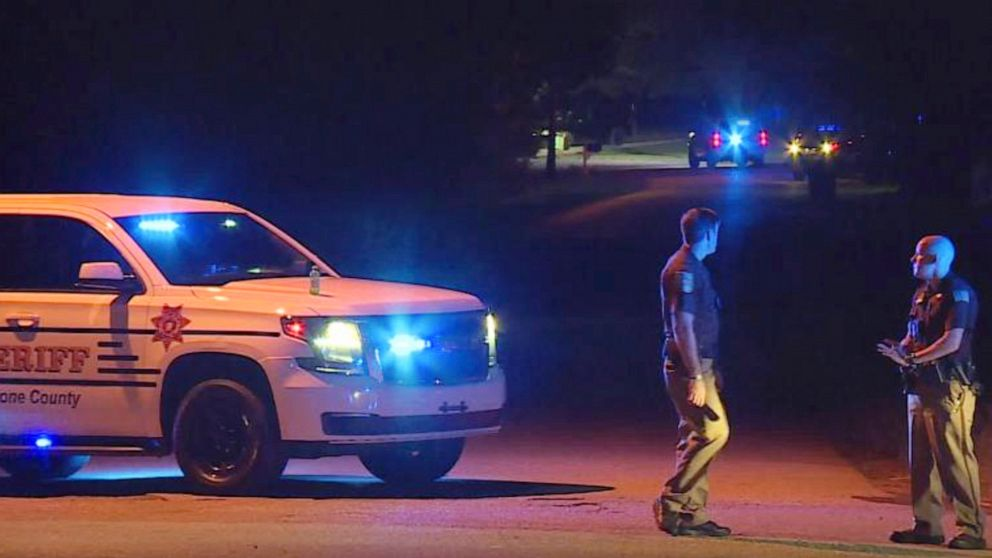 Алабама убийства