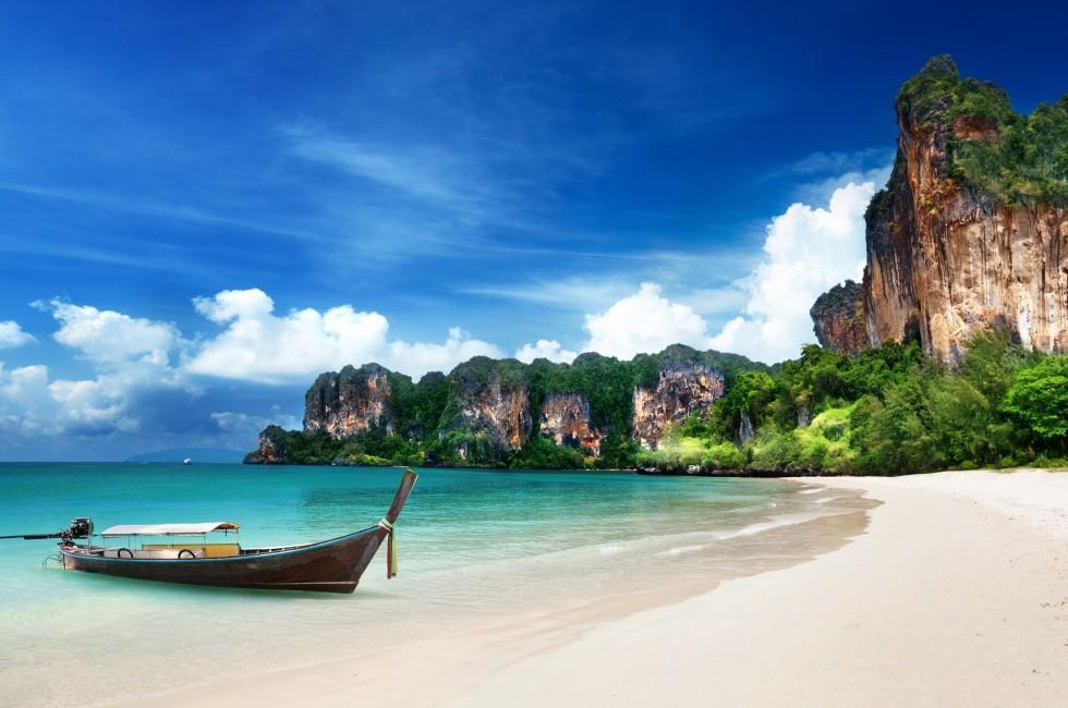 Андаманское побережье, Таиланд, Малайзия и Мьянма
