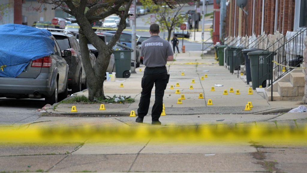 Мэриленд убийства