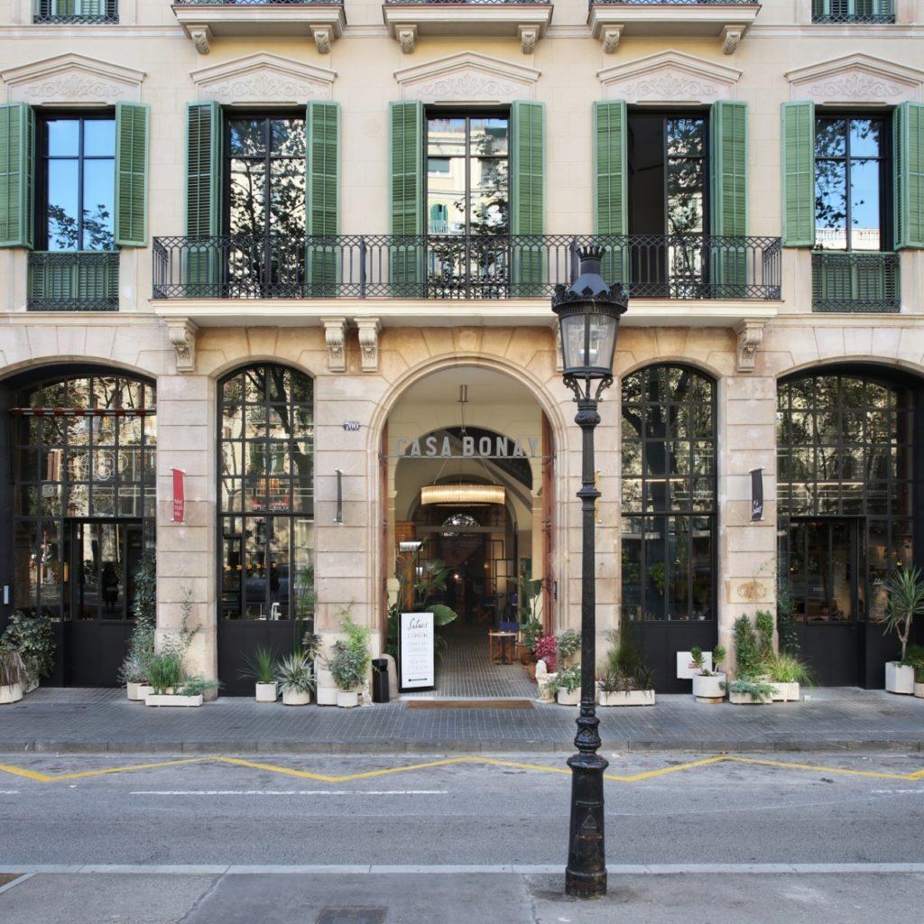Отель Casa Bonay