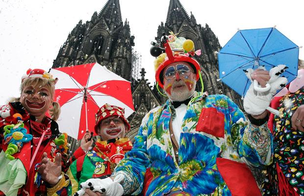 Кёльн Karneval