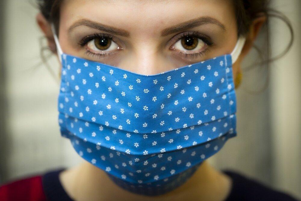 Миф: Маски для лица могут защитить вас от вируса