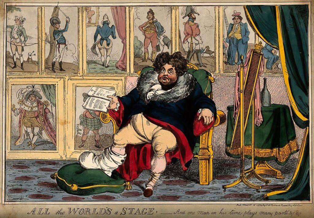 """Самым известным """"аутсайдером"""" Брайтона был принц-регент, впоследствии ставший Георгом IV"""