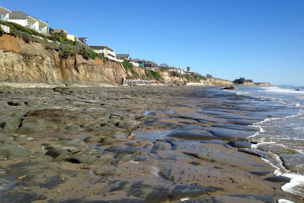 С повышением уровня моря все больше и больше пляжей столкнутся с проблемами эрозии