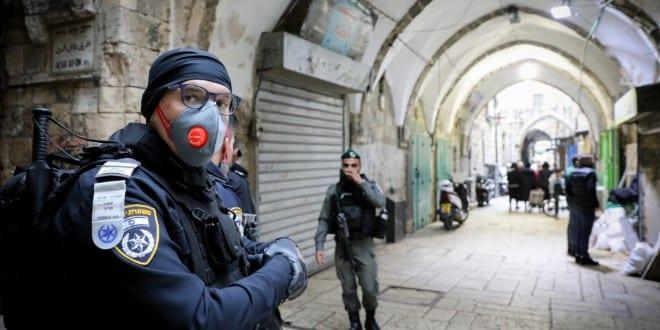 Израиль: Не фотографируйте военных и полицию