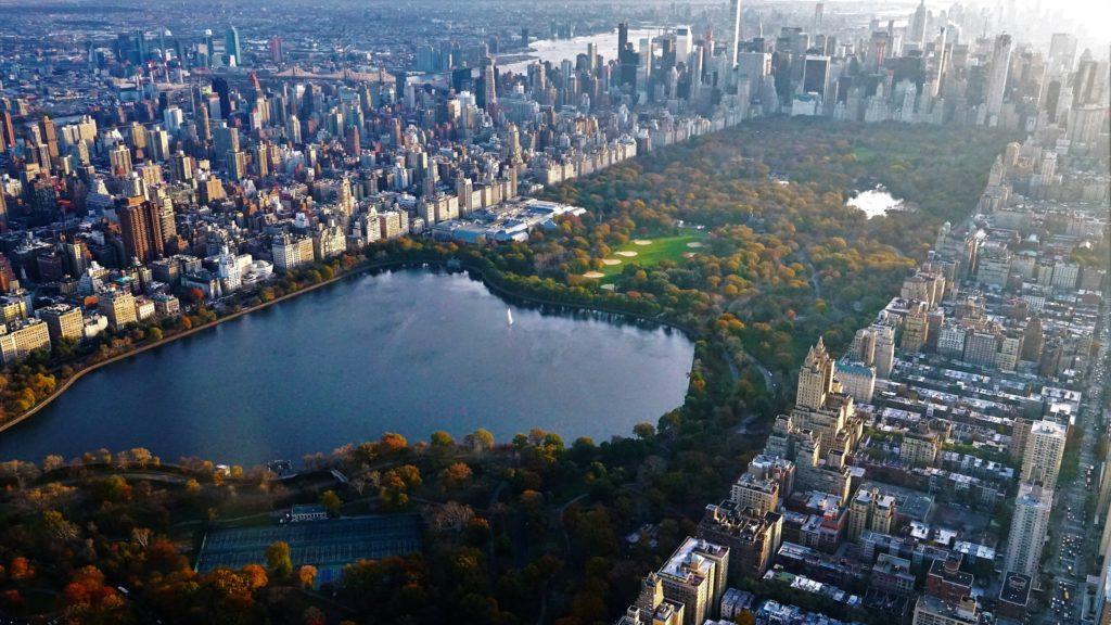 Недооценивают размеры Центрального парка