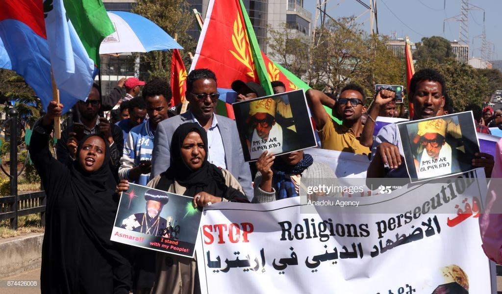 Эритрея: Не практикуйте свою религию открыто