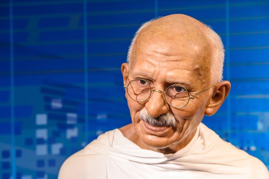 Мохандас Ганди