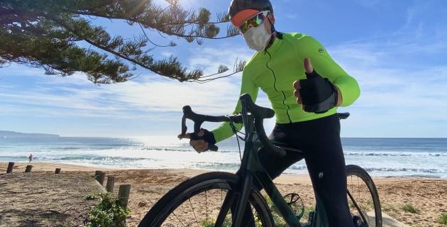 Австралии вас оштрафуют за езду на велосипеде без шлема