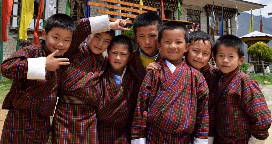 У граждан Бутана одинаковый день рождения