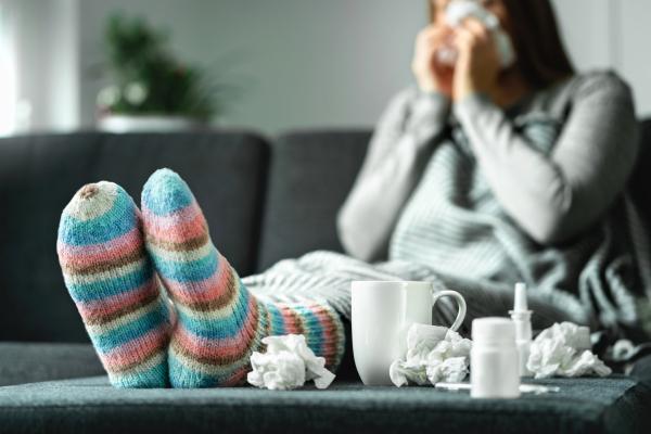 У вас меньше шансов заразится короновирусом, чем гриппом