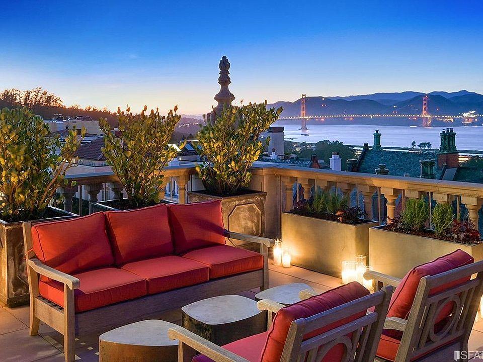 Роскошный дом с видом на мост Золотые Ворота также стоит $39 млн