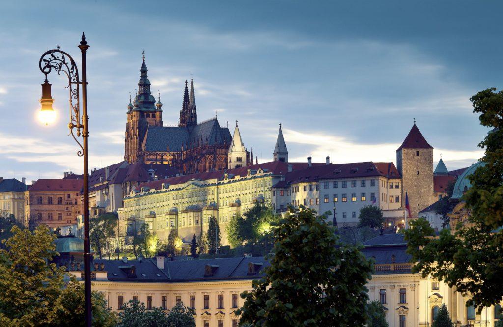 Beethoven Palace, Прага