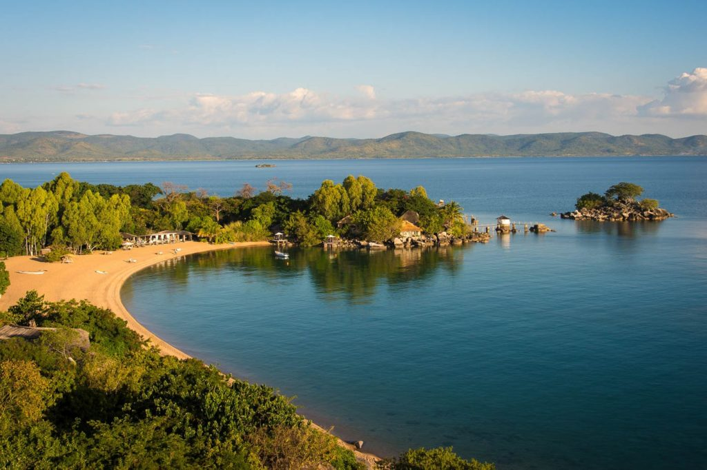 Озеро Малави, Малави