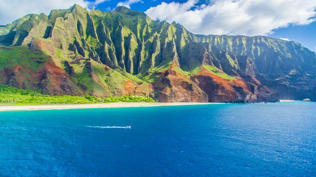 Побережье Пали, Гавайи