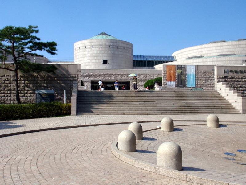 Национальный музей современного искусства, Южная Корея
