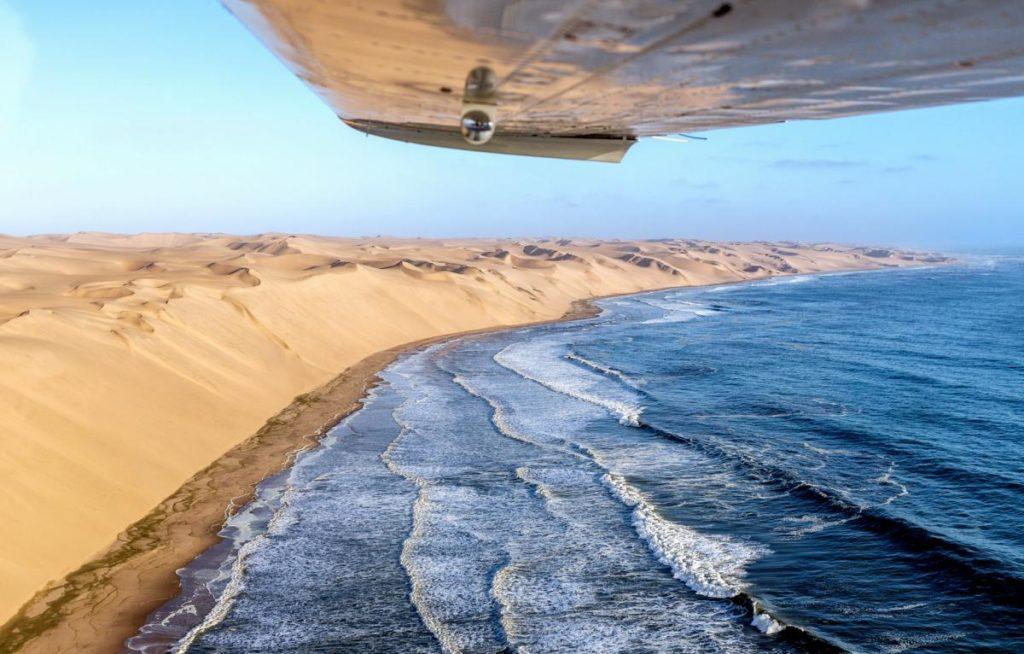 Берег Скелетов, Намибия