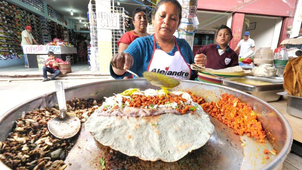 Мексика сравнима с Азией в плане аутентичной уличной еды