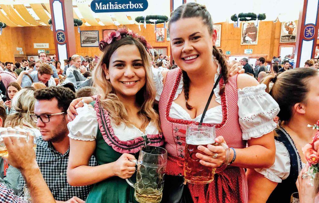 Мюнхен Октоберфест